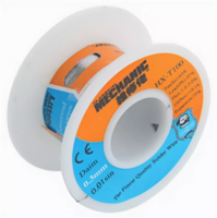 Припой в проволоке MECHANIC HX-T100 диаметр 0.3мм 55грамм c флюсом