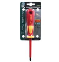 SD-800-P2 Pro'sKit Отвертка диэлектрическая 1000В (+ #2х100)