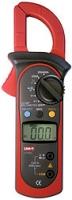 Цифровые токоизмерительные клещи переменного тока с автоматическим выбором диапазона измерений (токовые клещи) UNI-T UT202