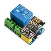 WiFi ESP8266  релейный модуль 5V для умного дома