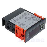 STC - 2000 цифровой регулятор температуры 220В от -55 до +120 градусов с выносным датчиком
