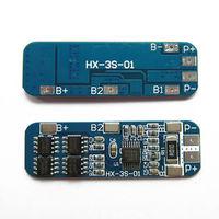 3S 10A . Модуль защиты / заряда литий - ионного аккумулятора 18650