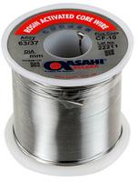 Припой оловянно-свинцовый ПОС-63, ASAHI Sn63/Pb37 CF-10, 0,25 мм