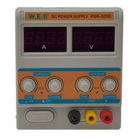 Блок питания цифровой W.E.P PSN-305D 30V 5A