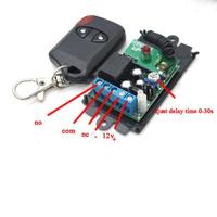 Реле времени с пультом дистанционного управления DC12V