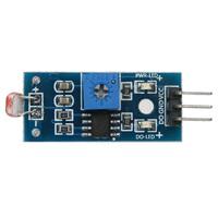 Светочувствительный датчик на фоторезисторе для ARDUINO 3.3-5V