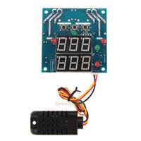 Цифровой модуль контроля влажности и температуры DC12V