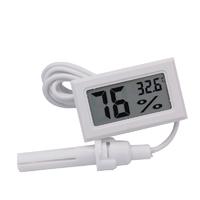 Цифровой LCD термометр гигрометр температуры и влажности
