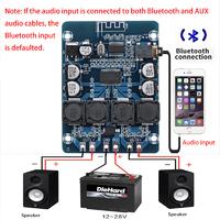 Усилитель мощности 2х30W Bluetooth стерео TPA3118 DC8-26V