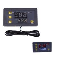 Контроллер температуры W3230 термостат с переключателем охлаждения / нагрева AC 220V