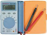 Карманный мультиметр-книжка с автоматическим выбором диапазона Mastech MS8216