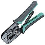 Клещи обжимные для витой пары Pro'sKit CP-376TR