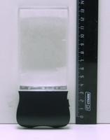 Лупа прямоугольная с подсветкой (3 лампы) TH-3000