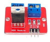 Управляющий модуль на MOSFET ключе IRF520 для Arduino