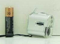 Микроскоп с подсветкой (1 лампа+ детектор) №9592