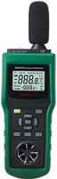 Многофункциональный измеритель параметров окружающей среды Mastech MS6300