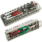 Набор бит и насадок с рукояткой, ключом и длинногубцами Pro'sKit SD-2308M