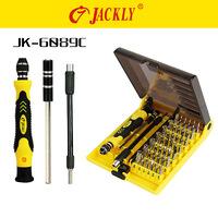Набор отверток Jackly JK-6089C (45 В 1)