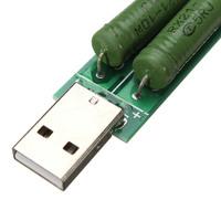 USB нагрузочные резисторы 10W, 1A / 2A