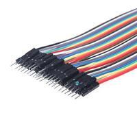 Dupont соединительные провода для макетной платы Arduino 30см