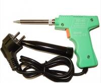 Паяльник-пистолет ZD-80A (30-130W) с колпачком