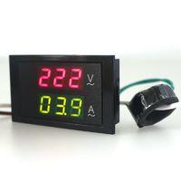 Цифровой амперметр / вольтметр переменного AC 300V 100A тока