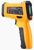 Бесконтактный инфракрасный термометр (пирометр)  PeakMeter PM 6530 A