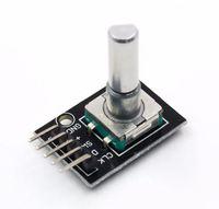 Роторный кодировщик KY-040 модуль для ARDUINO 360 градусов