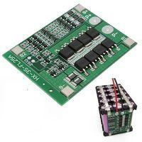 Контроллер заряда / разряда PCM BMS max 25A 11.1V - 12.6V для 3 Li-Ion аккумуляторов 18650