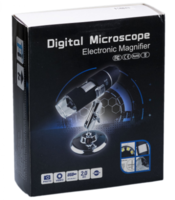 Микроскоп с подсветкой цифровой USB 500 кратный