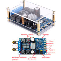 УНЧ 2 х 50 Wt на TPA3116 с подключением по Bluetooth