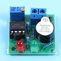 Звуковой сигнализатор разряда аккумулятора 12V